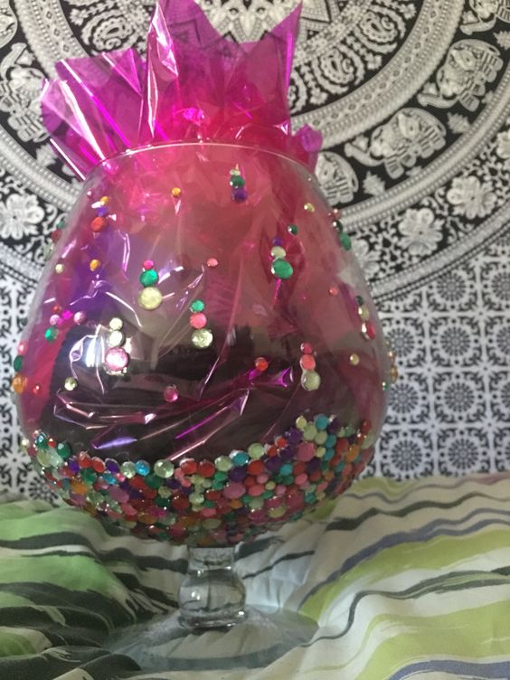 @yeamc cup for 21st birthday huge glass gift
