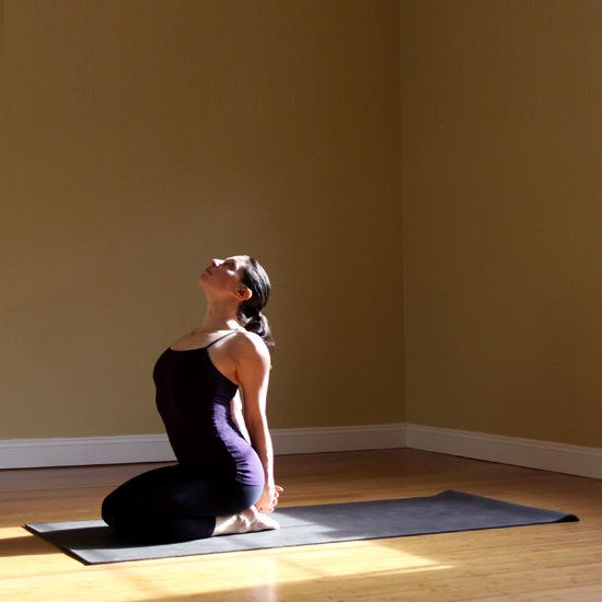 Yoga Sequences, Yoga And Stress On Pinterest