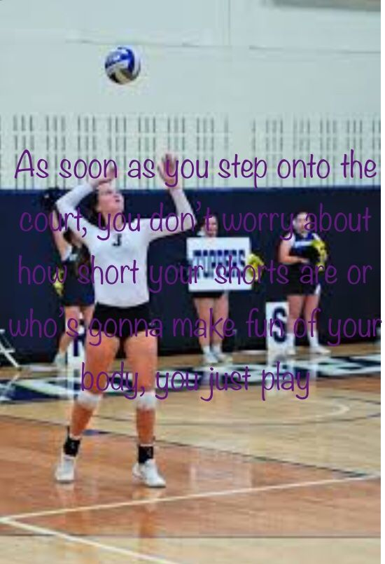 So True Inspirational Volleyball Quotes Volleyball Jokes Volleyball Quotes