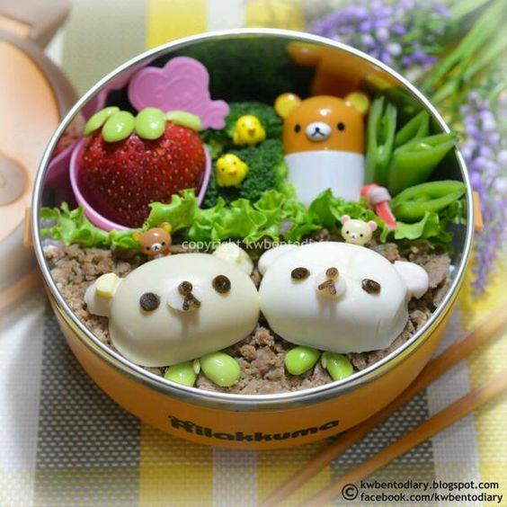 posted from @Karenwee's Bento Diary #rilakkuma #korilakkuma #kiiroitori #kwbentodiary #kidsbento #obentoart #lunch http://kwbentodiary.blogspot.com/2014/03/bento2014mar19rilakkuma-friends.html …