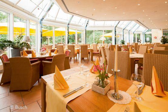 Das kleine 4Jahreszeiten-Restaurant ;Catalpa (60 Pl.)