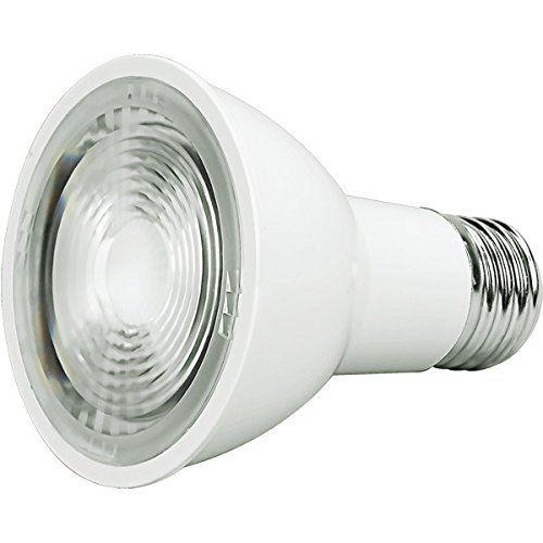 Green Creative 58107 Par20 Flood Led Lightbulb 3000k Soft White Dimmable Cri 90 8w 550 Lm Energy Star 15a Click Image To Eva Light Bulb Led Light Bulb Bulb