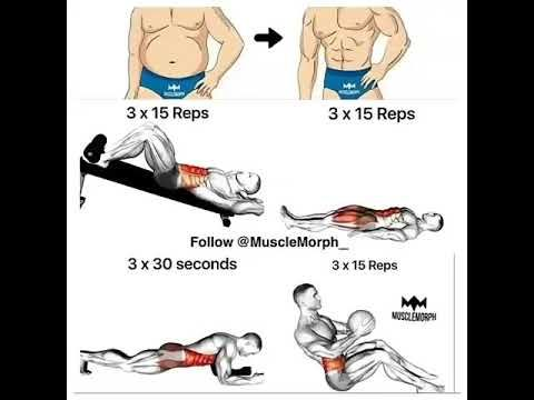 Best Ab Exercises Our Top 5 Abs Exercises Weighteasyloss Com Fitness Lifestyle Fitness And Bodybuilding Review Actua Abs Workout Workout Workout Videos