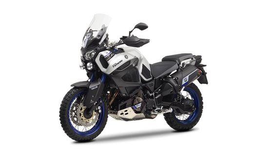 Super Ténéré Worldcrosser 2015 - Motocicli - Yamaha Motor Italia