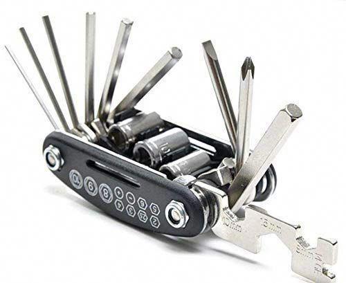Billconch Bike Repair Tool Kits Bicycle Tool Kit 16 In 1