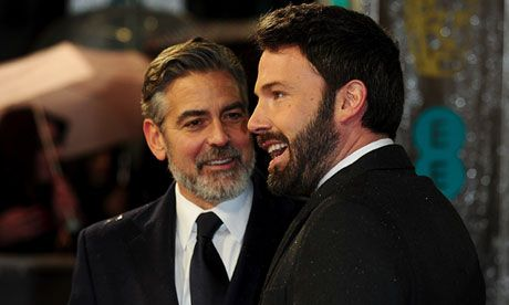 All men should have beards- George and Ben