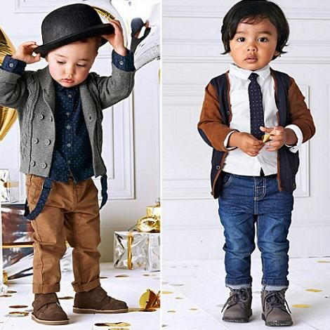 Look bébé garçon - Lookbook fête Tape à l'Oeil