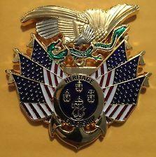 Navy Recruiting Command CPO Coin