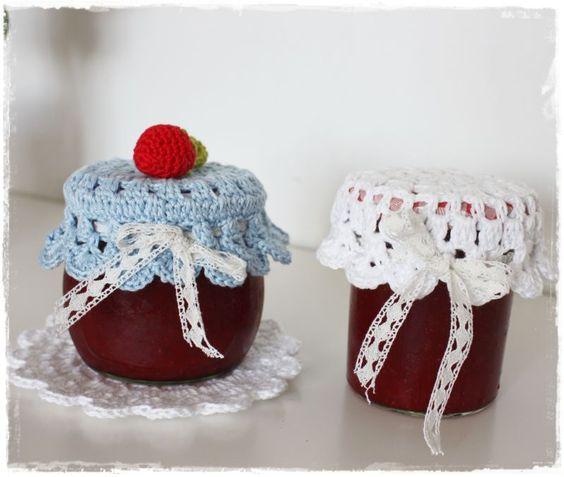 Wollt ihr etwas Schnelles für die kommende Erdbeermarmeladenzeit?             In den letzten Tage h...
