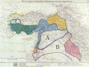 Paul Mason on Sykes-Picot: how an arbitrary set of borders created the modern Middle East
