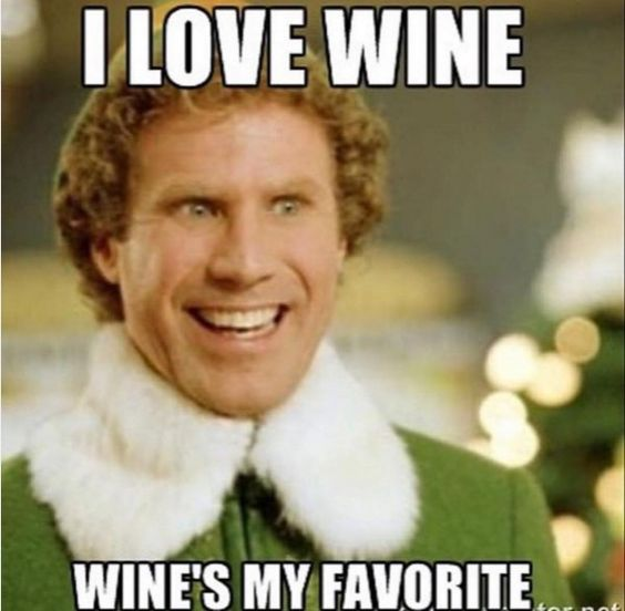 """Buddy the Elf, what's your favorite blend?!"":"