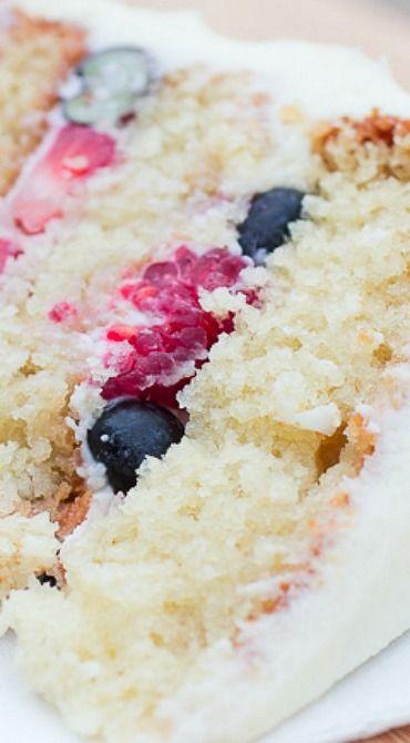 Copycat Whole Foods Chantilly Cake 2.0 | Recipe | Cakes, Whole ...