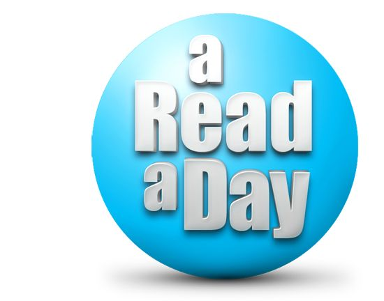 A Read A Day Campaign Logo