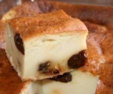 Recette Far breton SANS OEUFS au tofu soyeux (Sans gluten/sans lait/sans oeufs/sans sucre/vegan) par Marina.S - recette de la catégorie Desserts & Confiseries
