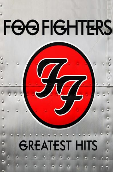 Foo Fighters Puzzle Fun Size 120 Pcs Foo Fighters Album Foo Fighters Greatest Hits