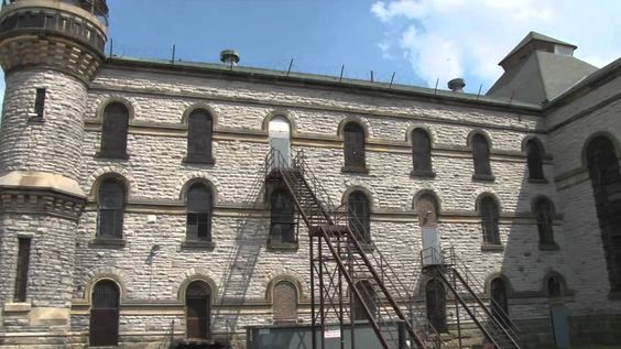 Haunted Mansfield,Ohio- this is so cool considering I have been to all except the Fire Museum!!!