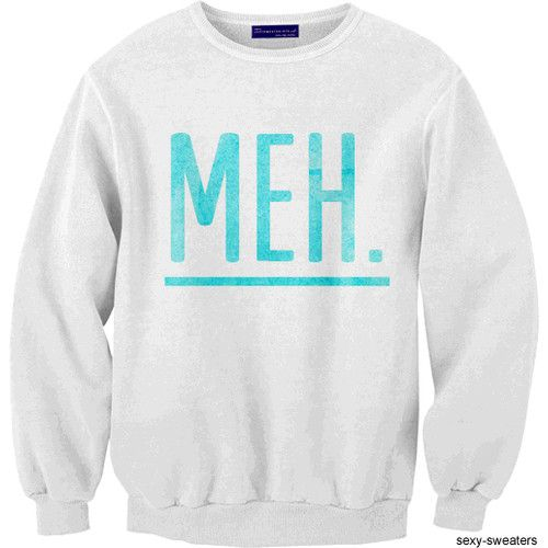 Omg I want. For those days when I don't care about anything and just want to be comfy.