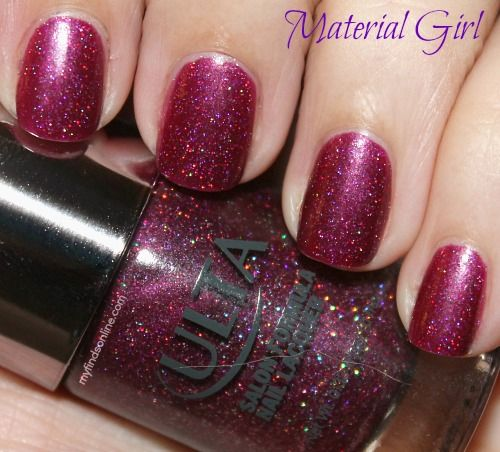 Gold Glitter Nail Polish Ulta