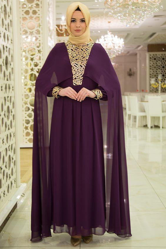En Guzel Tesettur Tul Abiye Modelleri Elbise Islami Giyim Elbiseler