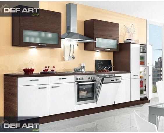 Bucatarie Nobilia Lavis kitchen Pinterest - nobilia k chen online kaufen