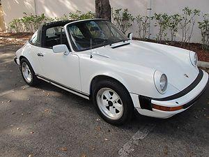 1980 Porsche 911 Targa SC