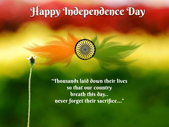independence day information of india