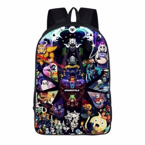 Children Boy Girl Students Backpack School Shoulder Bag Travel Bookbag Rucksack