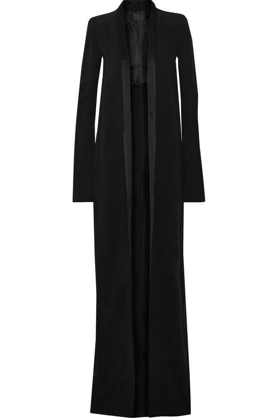 HAIDER ACKERMANN Cady Tuxedo Jacket. #haiderackermann #cloth #jacket