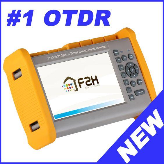 Otdr Optical Time Domain Reflectormeter Optical Fiber Optic Communication