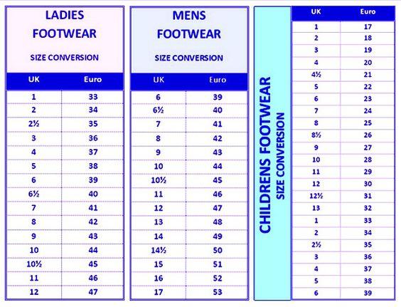 To chart conversion size men womens shoe mens rehage dwaxqz