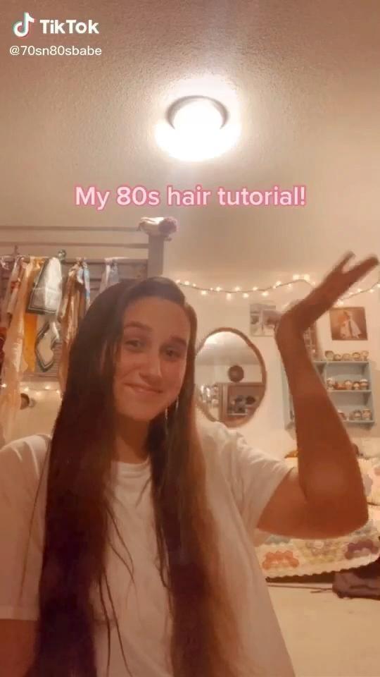 70sn80sbabe On Tiktok Hair Hairstyles 80sfashion 80shairstyles 80shair 80shairstylecurly 1980s Aes Video Hair Styles Curly Hair Styles Cute Hairstyles