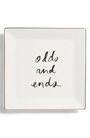 cute cute: Place Odds, Ends Tray, Jewelry Tray, Ends Dish, Spade Odds