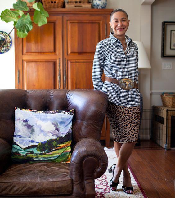 J.Crew gingham shirt, BCBG skirt, and Bettye Muller slingbacks.: Models, Fashion Outfits, Style Inspiration, J Crew Gingham Shirt, Muller Slingbacks, Style Tips, Shirt Bcbg