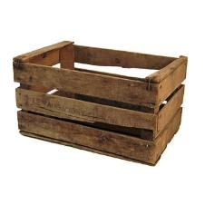 Afac b used french fruit fruit and veg for Used apple crates