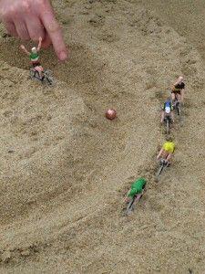 Le Tour de France - ça grimpe