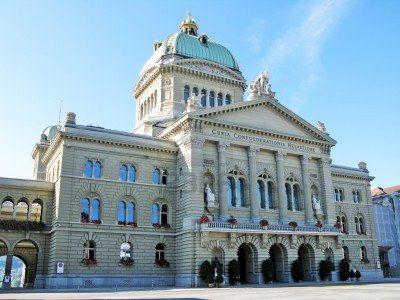 Swiss Parliament, Bern