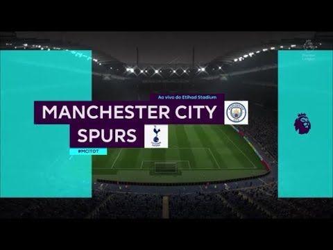 Premier League 2019 Manchester City X Tottenham Melhores