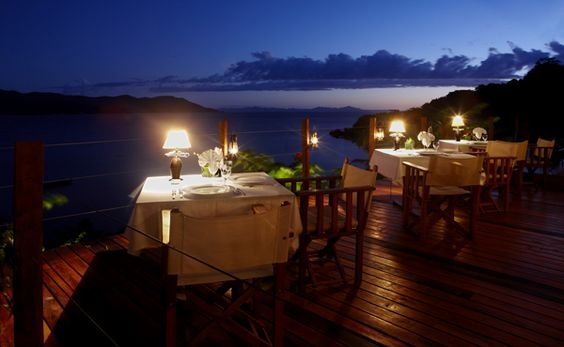 Le Tsara Komba Lodge en océan Indien