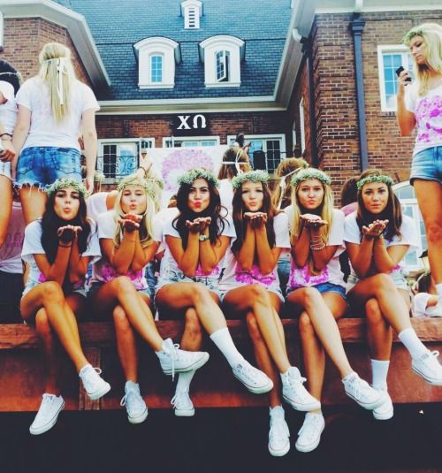 This is what you can expect for the sorority recruitment process!