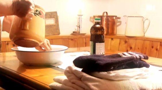 Video ««Hausmittel aus Grosis Zeiten»: Essigsocken mit Selina Zweifel» abspielen