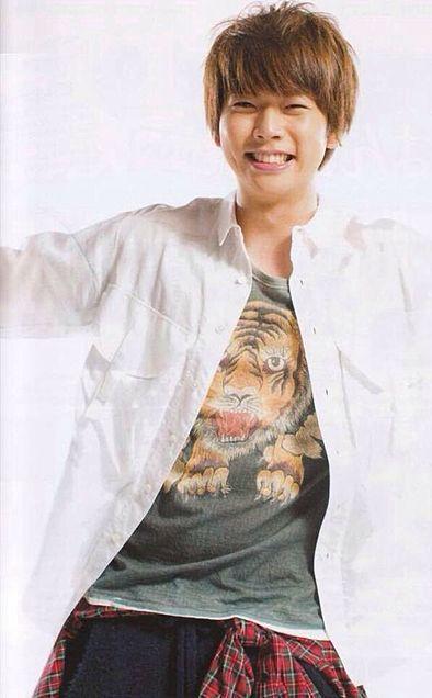 笑顔が可愛すぎる増田貴久