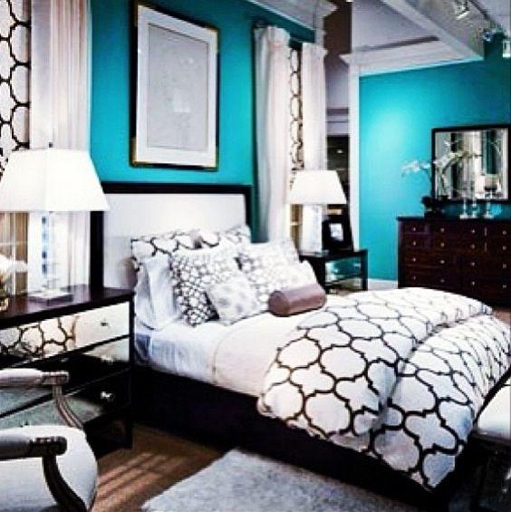blueberry lemon loaf cake | recipe | teal, bedrooms and walls