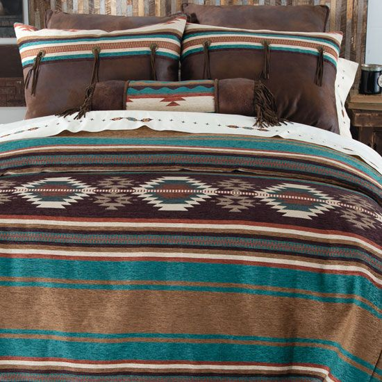 Western Quilts, Comforters, Bedding Sets and Bedroom Accessories