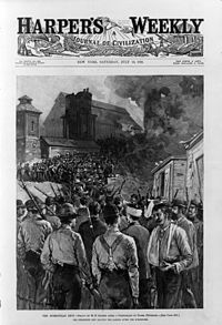 Homestead Strike: Hugh O'Donnell, head of the union's strike committee, demanded that each Pinkerton be charged with murder, forced to turn over his arms and be removed from the town. The crowd shouted their approval. But when the Pinkerton agents arrived at their final destination in Pittsburgh, state officials declared that they would not be charged with murder (per the agreement with the strikers) but simply released. A special train whisked the Pinkerton agents out of the city.