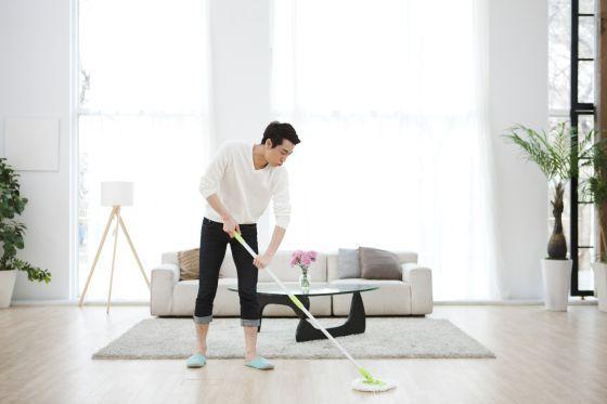 Conozca qué zonas de su hogar requieren más saneamiento y cuáles menos. ¿De verdad va a fregar la casa entera?