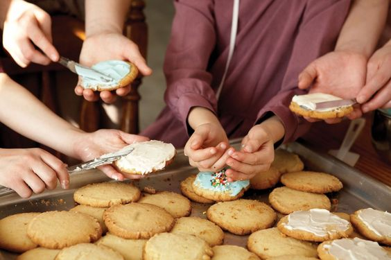 The Amish Cook's World's Best Sugar Cookies.