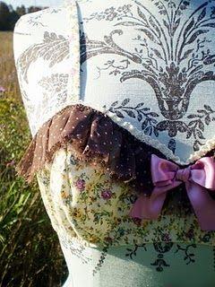 Ohhh Lulu Raspberry Truffle Bra #bra #handmade #floral