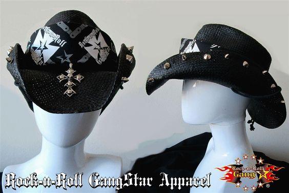 Custom Shapeable Cowboy Hat
