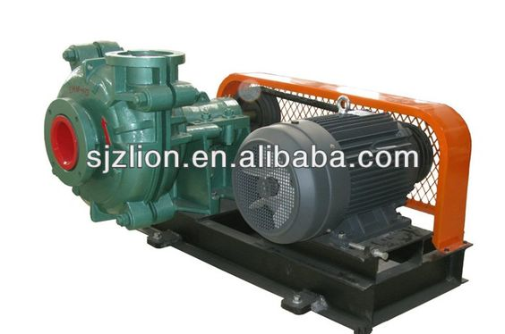 Mining mud pump specifications  1.Chrome material anti-abrasive   2.high efficiency and longer life