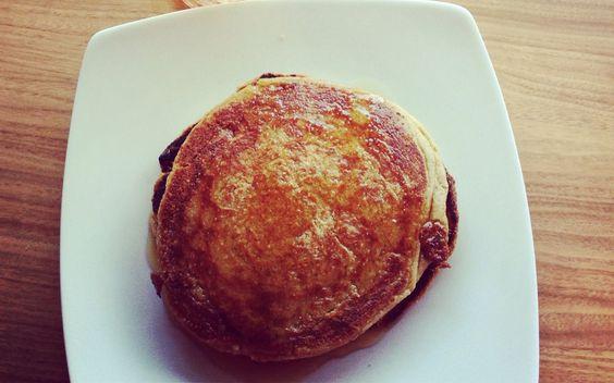 Mi Mundo alcalino: Hotcakes sin gluten 100% veganos